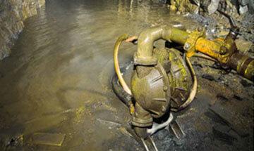 madencilik sektörü susuzlaştırma